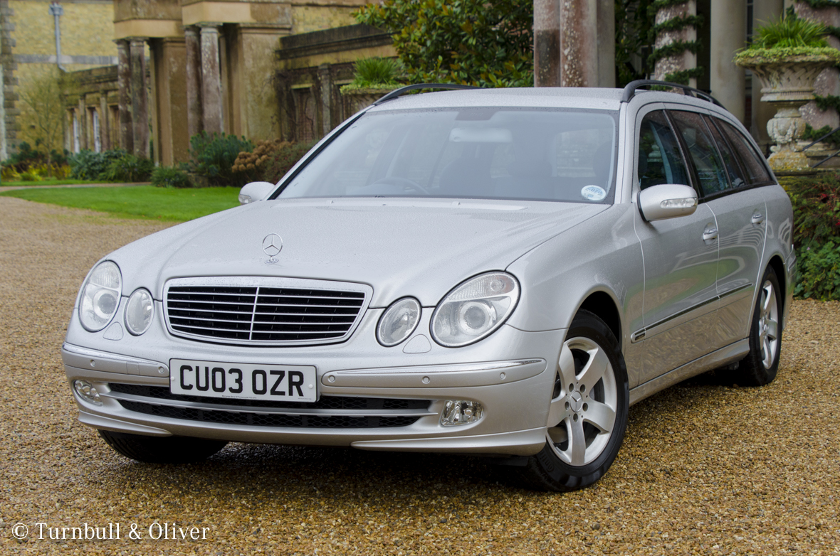 Mercedes benz e240 avantgarde estate turnbull oliver for Used mercedes benz cars for sale