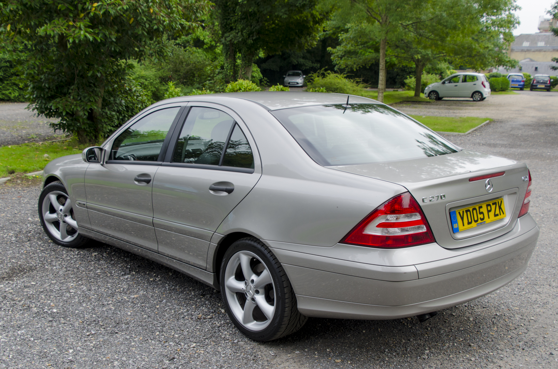 Mercedes benz c270 for sale turnbull oliver for Used mercedes benz cars for sale