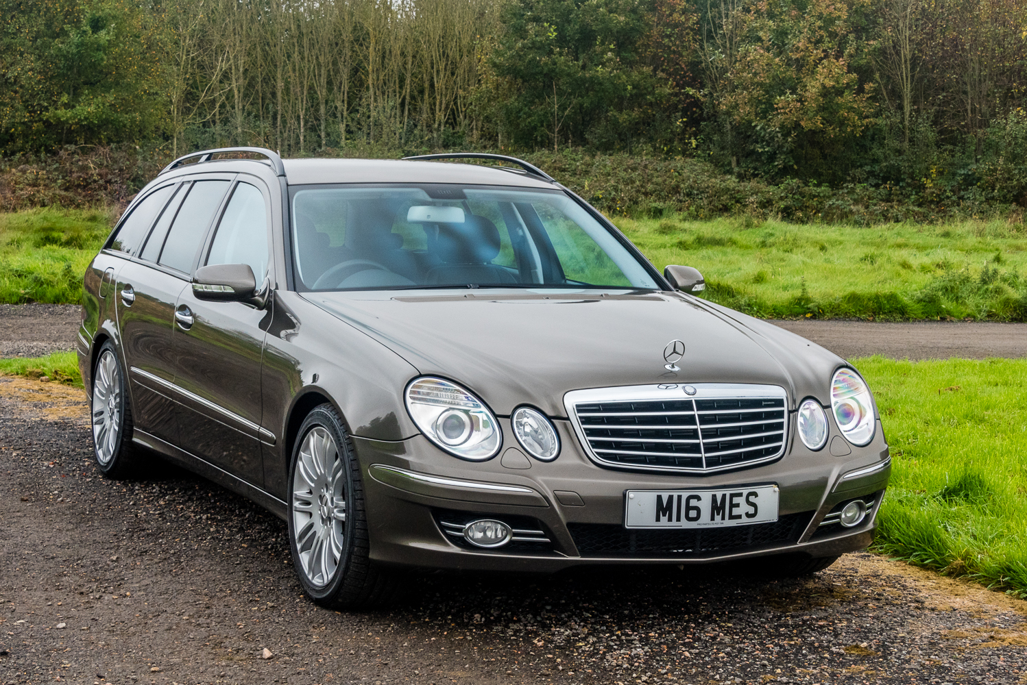 Mercedes benz e280 sport estate cdi turnbull oliver for Mercedes benz uk used