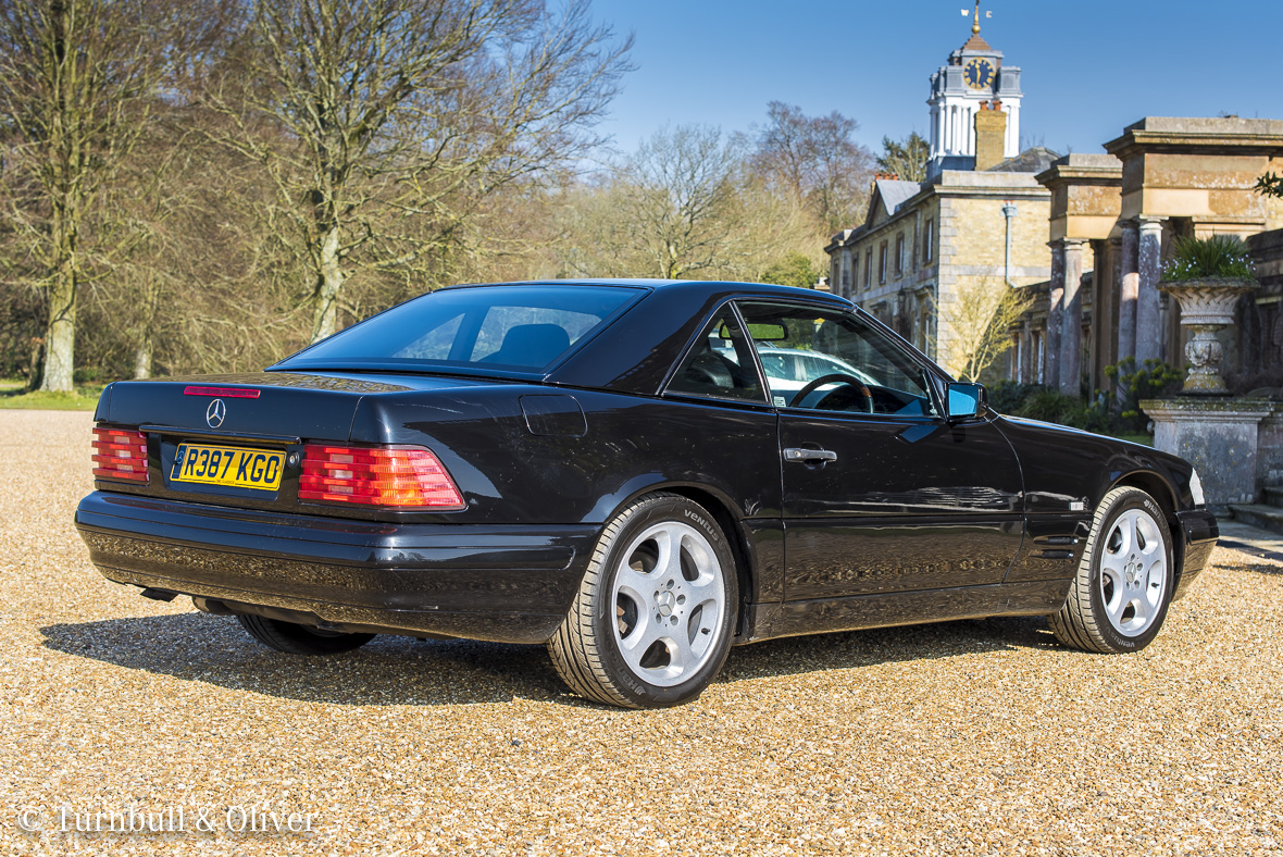 Mercedes benz sl320 for sale turnbull oliver for Used mercedes benz for sale