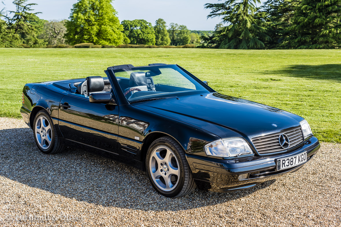 Mercedes benz sl320 for sale turnbull oliver for Used mercedes benz cars for sale